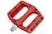 Sixpack Vegas Pedal röd